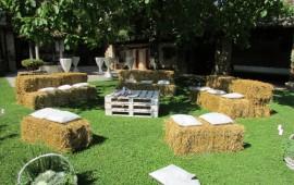 Giardinetto esterno